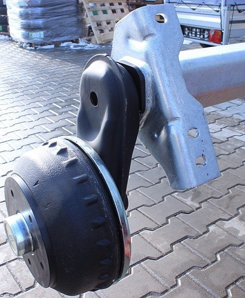 Geremde as KNOTT 1260 mm 1350 kg 5 × 112